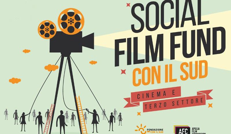 Social film fund con il Sud